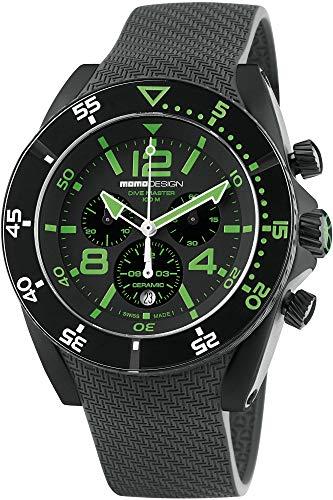MOMO Design Reloj Informal MD1281BK-31