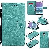 KKEIKO Galaxy Note 4 Case, Galaxy Note 4 Flip Leather Case,