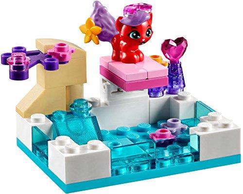 LEGO- Disney Princess Giornata in Piscina di Treasure, 41069