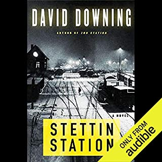 Stettin Station                   Written by:                                                                                                                                 David Downing                               Narrated by:                                                                                                                                 Simon Prebble                      Length: 9 hrs and 48 mins     1 rating     Overall 5.0
