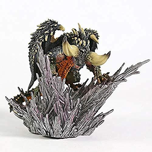 WYETDAS Monster Hunter World Figure Nergigante Action PVC Action Figures Anime Figure Toy Ornaments 15cm