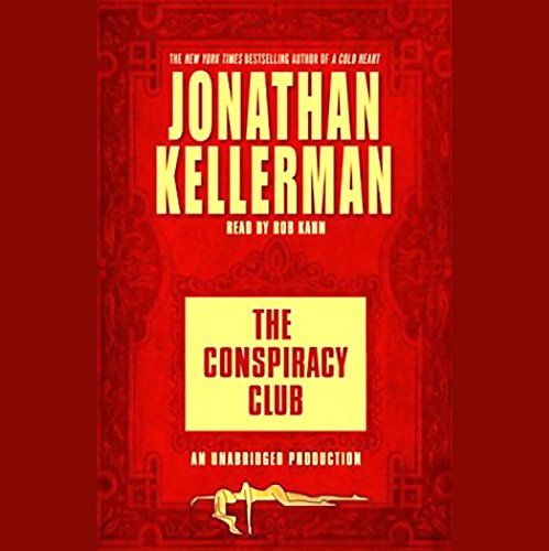 The Conspiracy Club cover art