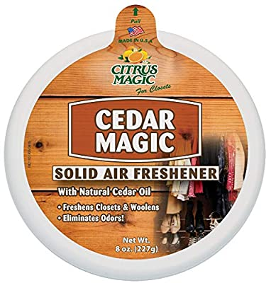 Citrus Magic Solid Air Freshner and Odor Absorber