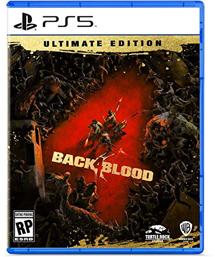Back 4 Blood Ultimate Edition - PlayStation 5 Ultimate Edition