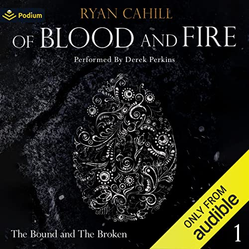 Of Blood and Fire cover art