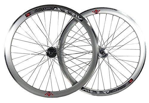 Deep V - 43&Nbsp;Mm, Ruedas Fijas Para Bicicleta Fixie,