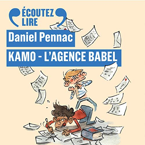 Kamo. L'agence Babel  By  cover art
