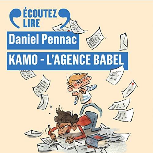 Couverture de Kamo. L'agence Babel