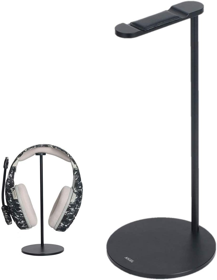 Headphones Stand Sturdy Gaming Holder Desk Rest Sales of SALE items from new works Headset Discount is also underway