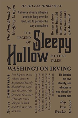 The Legend of Sleepy Hollow and Other Tales (Word Cloud Classics)