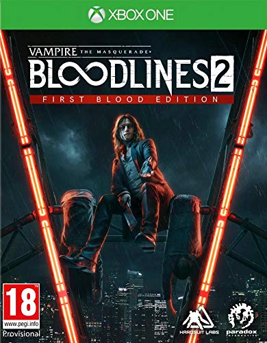 Vampire: The Masquerade Bloodlines 2 First Blood Edition (Xbox One)
