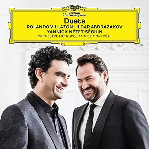 Rolando Villazón, Ildar Abdrazakov, Orchestre Métropolitain de Montréal & Yannick Nézet-Séguin