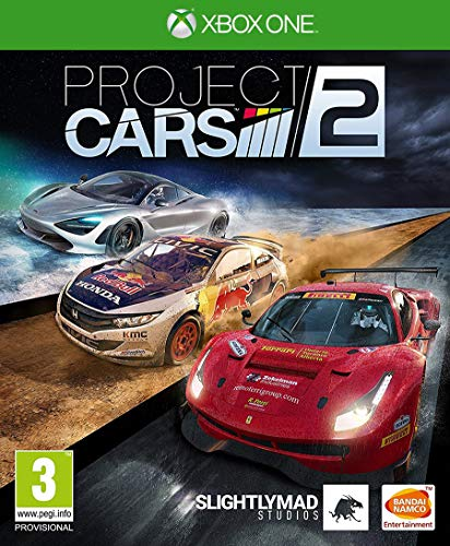 Project Cars 2 XB-One UK