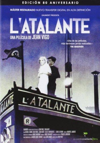 L'atalante (Import) (Dvd) (2014) Michel Simon; Dita Parlo; Jean Daste; Jean Vigo