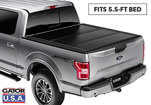Gator EFX Hard Tri-Fold Truck Bed Tonneau Cover | GC24002 | Fits 2004-2014 Ford F-150 5' 5