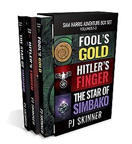 Sam Harris Adventure Box Set: Classic Adventure Series Volumes 1, 2 and 3 by [PJ Skinner]