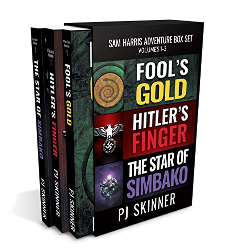 Sam Harris Adventure Box Set: Classic Adventure Series Volumes 1, 2 and 3 (English Edition)