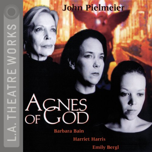 Agnes of God audiobook cover art