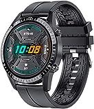 Nuevo I9 reloj inteligente Bluetooth llamada teléfono smartwatch ritmo cardíaco hombres múltiples deportes modo impermeable adecuado para Android IOS-F
