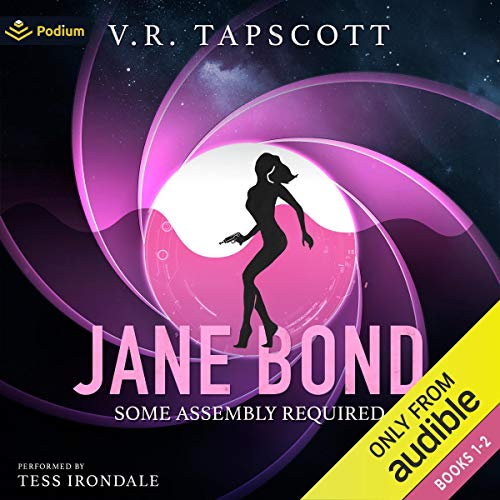 Some Assembly Required: A Jane Bond Publisher's Pack Audiobook By V.R. Tapscott cover art