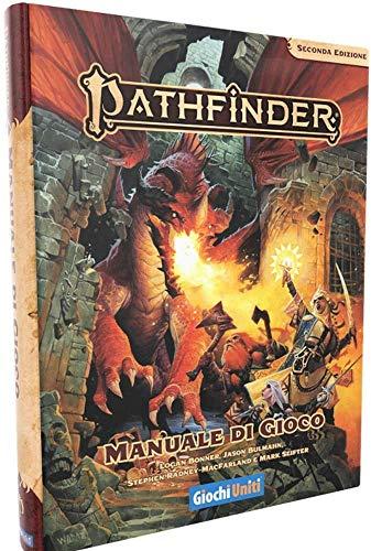 Giochi Uniti - Pathfinder Seconda EdizioneManuale di Ruolo in Italiano, GU3600