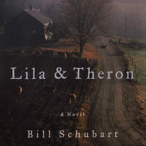 Lila & Theron audiobook cover art