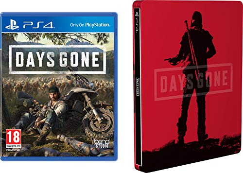 Days Gone + Steelbook + PlayStation 4