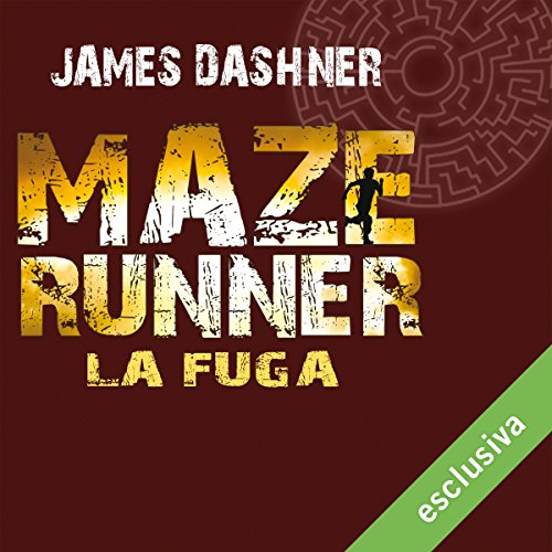 La fuga audiobook cover art