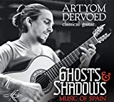 Ghosts And Shadows: Música Española Para Guitarra