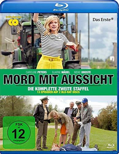Mord mit Aussicht - Staffel 2 Box [Blu-ray]