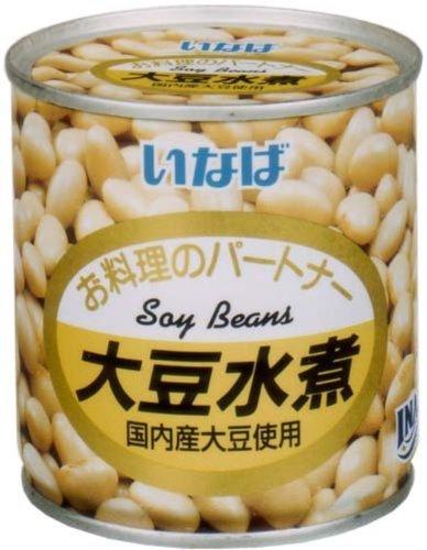 いなば 大豆水煮 300g×24個