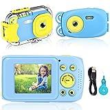 Cámara para Niños, Camara Fotos Infantil DIWUER 1080P / 8MP Cámara Digital para Niños, 2 Inch HD...
