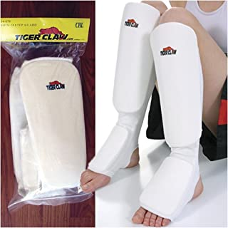 Tiger Claw Shin Instep Guard Cloth Shin-Instep Guard