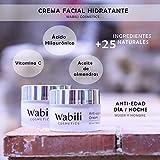 Zoom IMG-1 wabili cosmetics crema viso idratante