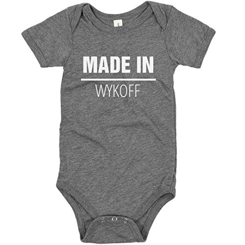 Made in Wykoff Infant Triblend Bodysuit