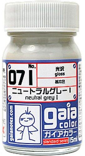 ガイアカラー 071 ニュートラルグレーⅠ