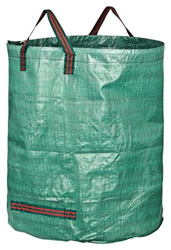 GardenMate 5X 500 Liter Gartensack Professional aus robustem Polypropylen-Gewebe (PP)