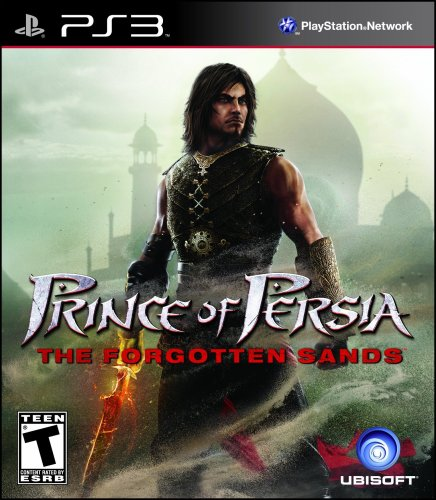 Prince of Persia: The Forgotten Sands - Playstation 3 by Ubisoft