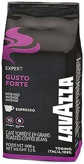 Lavazza. Bolsa de café en grano de 1kg línea Bar Gusto Forte Intenso. Espresso Vending