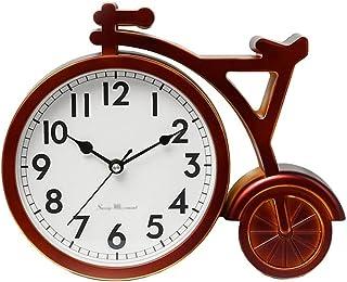 Alarm Clock ساعة الجدول كتم ساعة ساعة ساعة مكتب سطح مدار ساعة المنبه سطح المكتب الحلي المنبه مناسب للحديث المنزلية غرفة نو...