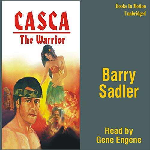Casca the Warrior: Casca Series #17 cover art