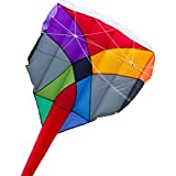 HQ Kites Camouflage Convertible Sport Kite - Multi-Kite - 484 Inches Including Tail