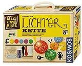 Kosmos 604288 AllesKönnerKiste Lichterkette zum Selbermachen - DIY-Bastelset für Mädchen und Jungen ab 8 Jahren – das ideale Geschenk-Set für den Kindergeburtstag