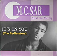 Real McCoy - It's On You (The Re-Remixes) - ZYX Records - ZYX 6356-12