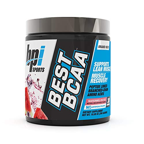 BPI Sports Best BCAA - BCAA Powder - Branched Chain Amino Acids - Muscle Recovery - Muscle Protein Synthesis - Lean Muscle - Improved Performance