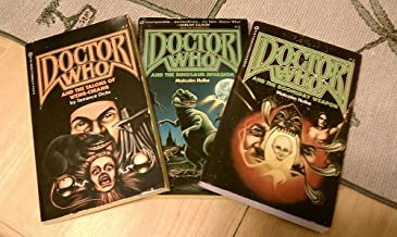Set of 3 Doctor Who Books (Doctor Who and the Doomsday Weapon, Doctor Who and the Talons of Weng-Chiang, Doctor Who and th...