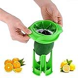 Lemon Lime Slicer Orange Juicer Multi-Functional Cutter Stainless Steel Blade Wedger Kitchen Tool