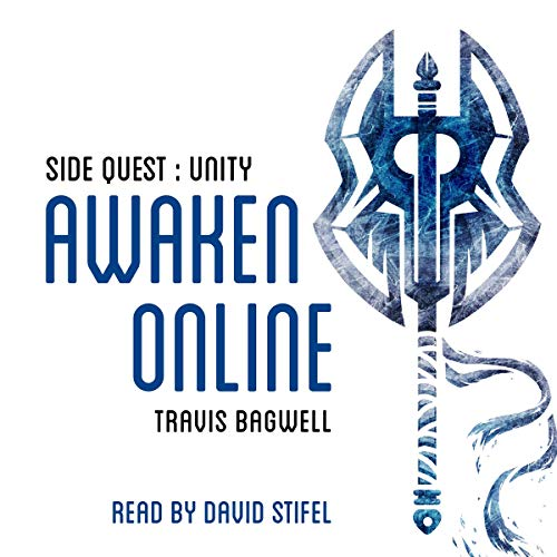 Awaken Online: Unity audiobook cover art