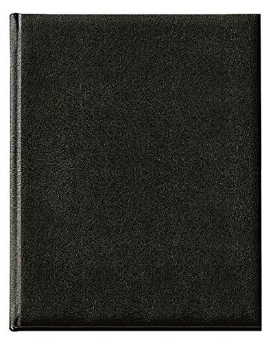 Buchkalender Manager-Timer Balaton schwarz 2021: Terminplaner mit Wochenkalendarium. großer Terminkalender 1 Woche 2 Seiten. Extra Platz für Notizen.
