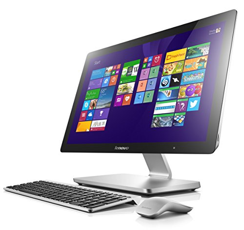 Lenovo A540 23.8-Inch All-in-one 1080p HD Touchscreen Desktop PC (Intel Core i5-4258U 2.4 GHz, 8 GB RAM, 1 TB HDD, NVIDIA GeForce GT 840A 2GB Graphics, Windows 8.1)